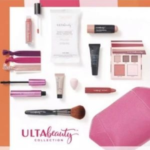 Ulta Beauty 14 Piece Makeup Bag Bundle